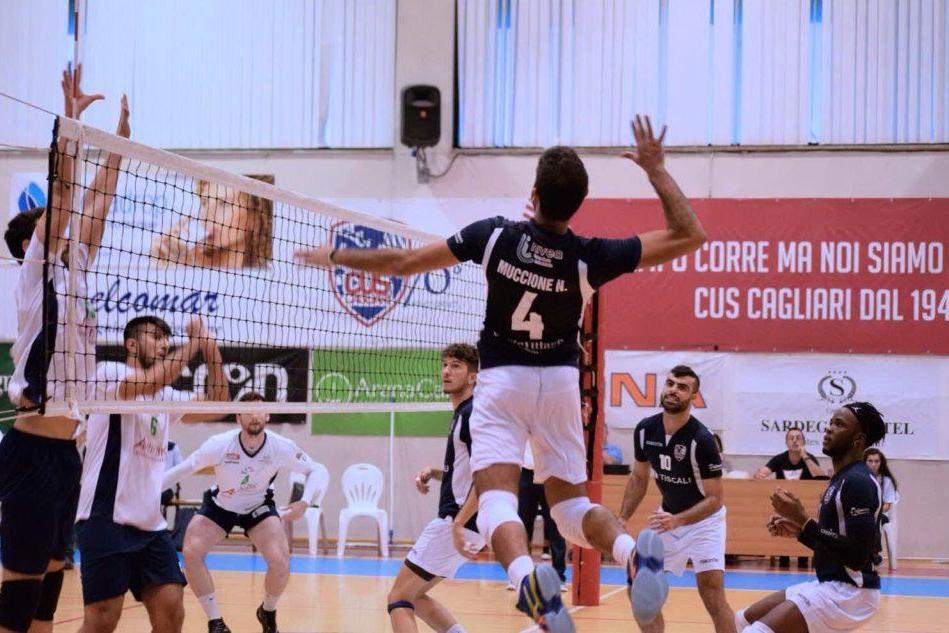 Volley, tra Sarroch e Lazio in palio il secondo posto della B maschile