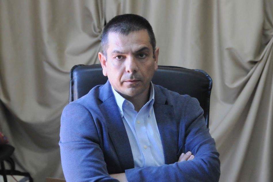 Franco Saba, sindaco di Ottana