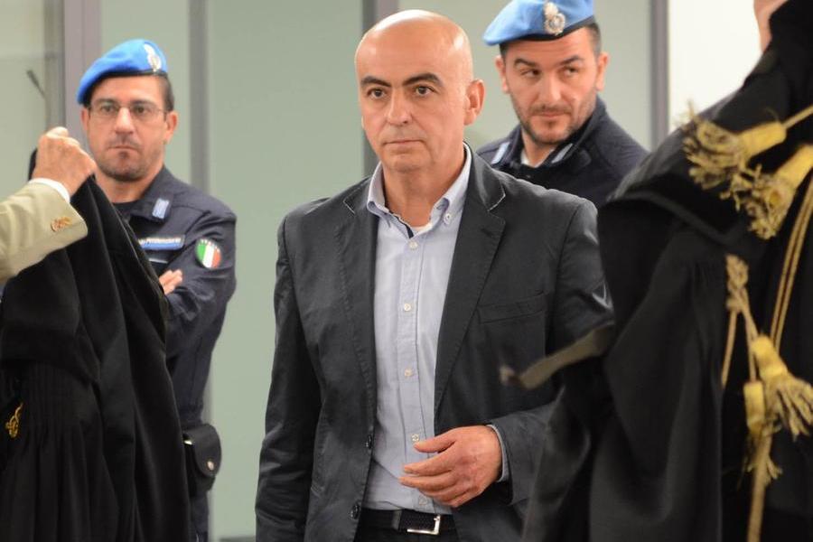 Francesco Rocca (Archivio L'Unione Sarda)