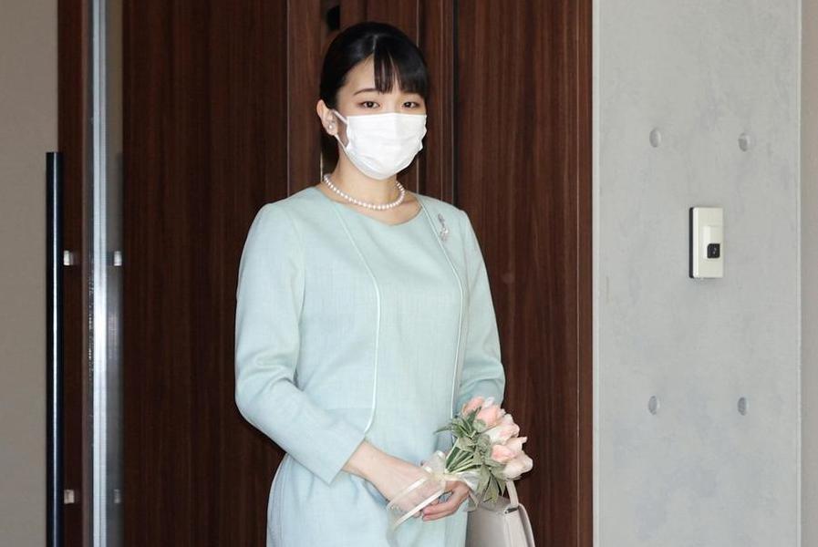 La principessa Mako si sposa a Tokyo e diventa una borghese