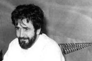 Mauro Rostagno, in un'immagine d'archivio