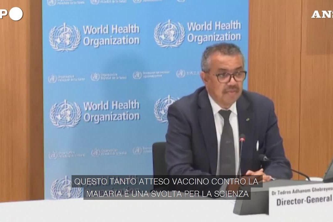"""L'Oms approva il vaccino contro la malaria: """"Può salvare migliaia di vite all'anno"""""""
