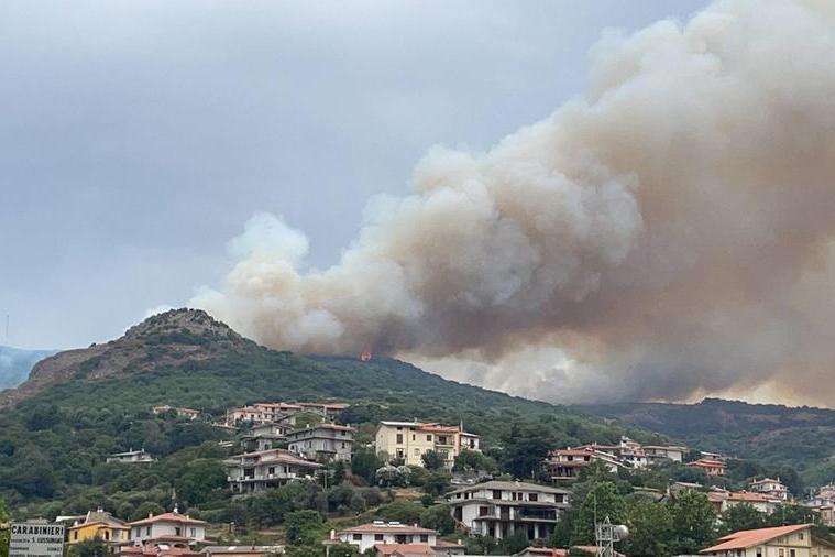 Le nuove tecnologie nella lotta contro gli incendi