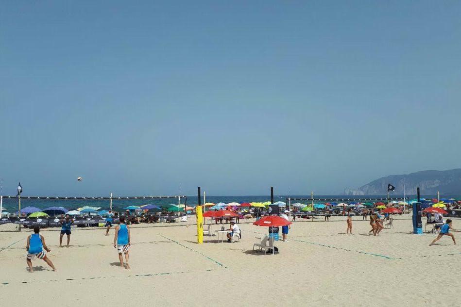 Beach volley, il campionato regionale fa tappa a Plagemesu