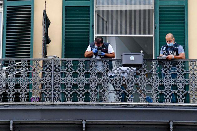 """Samuele, il bimbo buttato giù dal balcone. Fermato il domestico: """"E' stato un incidente, ho problemi psichici"""""""