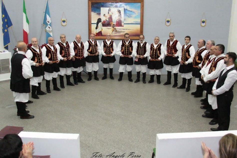 Sinnai, rinnovato il direttivo del coro Serpeddì