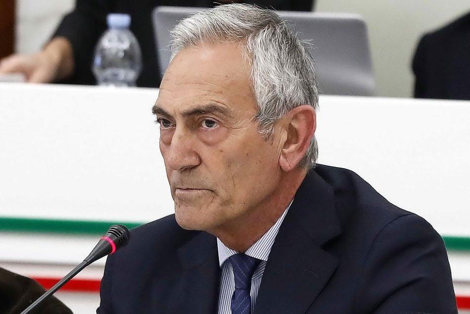 Gabriele Gravina rieletto presidente della Figc