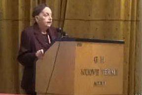 Addio a Carla Nespolo, prima presidente donna dell'Anpi