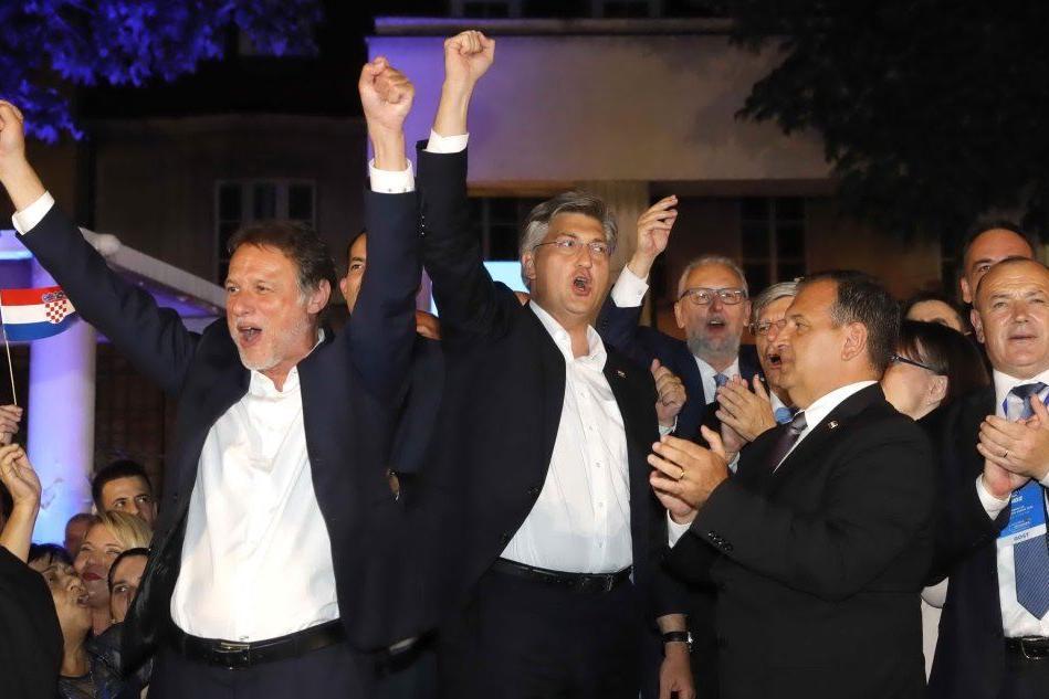 In Croazia vincono i conservatori, affluenza ai minimi storici