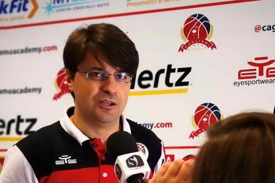 Dinamo Academy, cambio in panchina: il nuovo coach è Iacozza