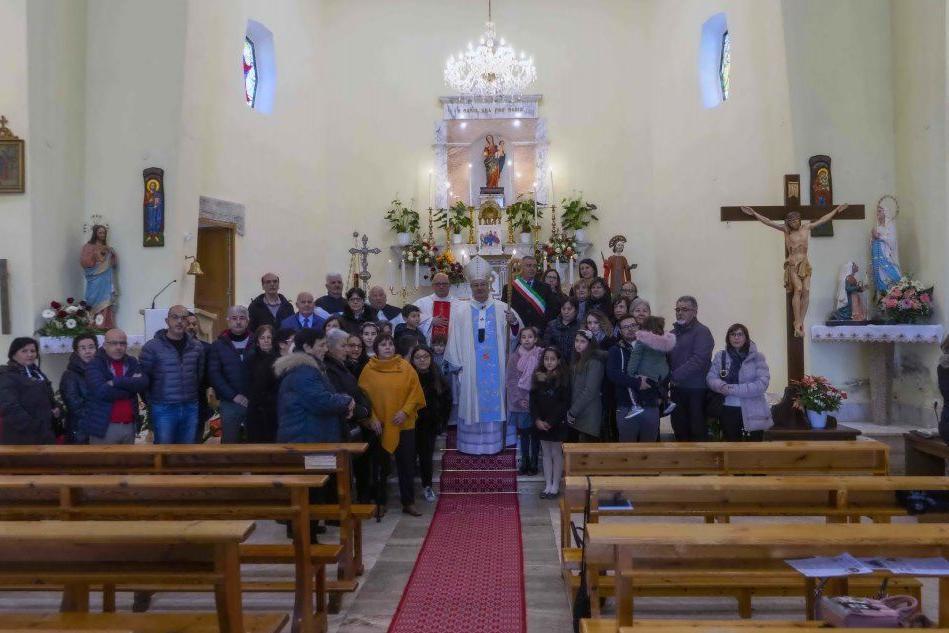 Grande attesa a Baressa e Baradili per la visita pastorale nel fine settimana