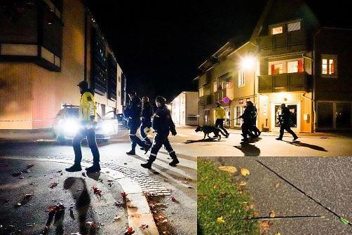 """Armato di arco e frecce uccide """"diverse persone"""". Ci sono feriti, non è escluso il terrorismo"""