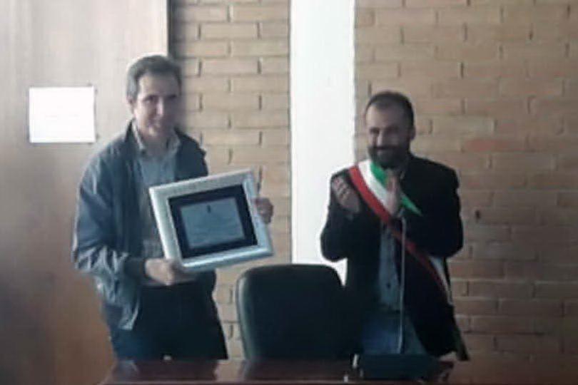 Marrubiu, il Consiglio comunale premia l'enologo Piero Cella