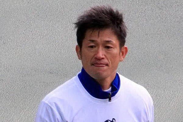 A 54 anni l'eterno Kazu Miura gioca ancora a calcio e sogna le Olimpiadi