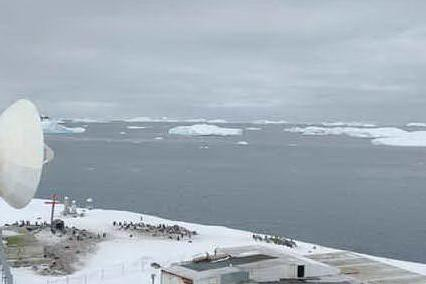 Scossa di magnitudo 6.9 in Antartide, il Cile in allarme