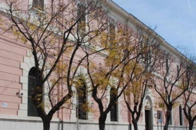 La Prefettura di Cagliari (Ansa)