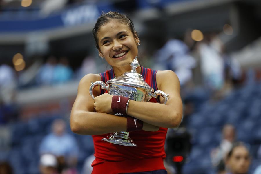 US Open,vince la 18enne britannica Raducanu