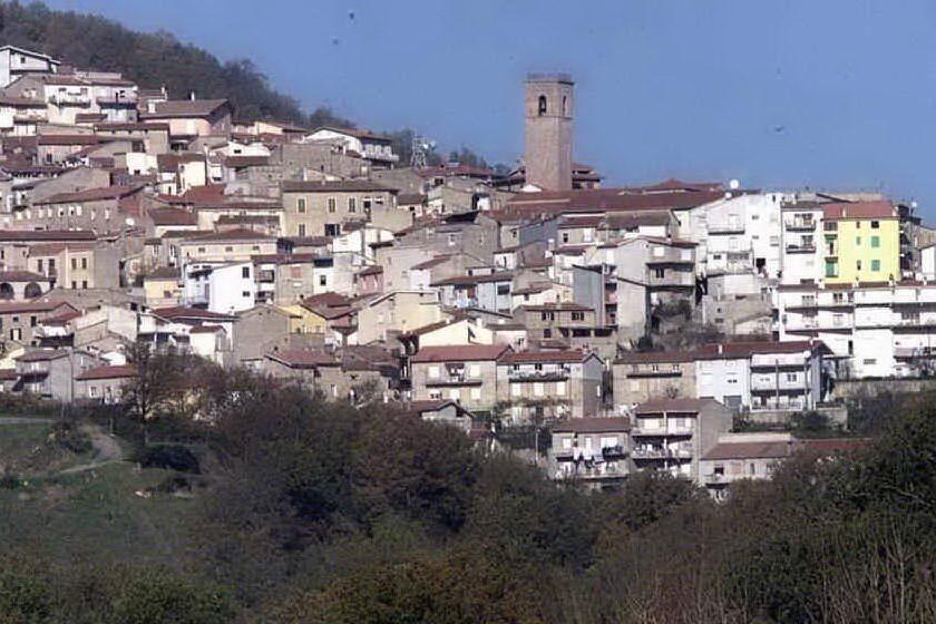 Una veduta di Gavoi (archivio L'Unione Sarda)