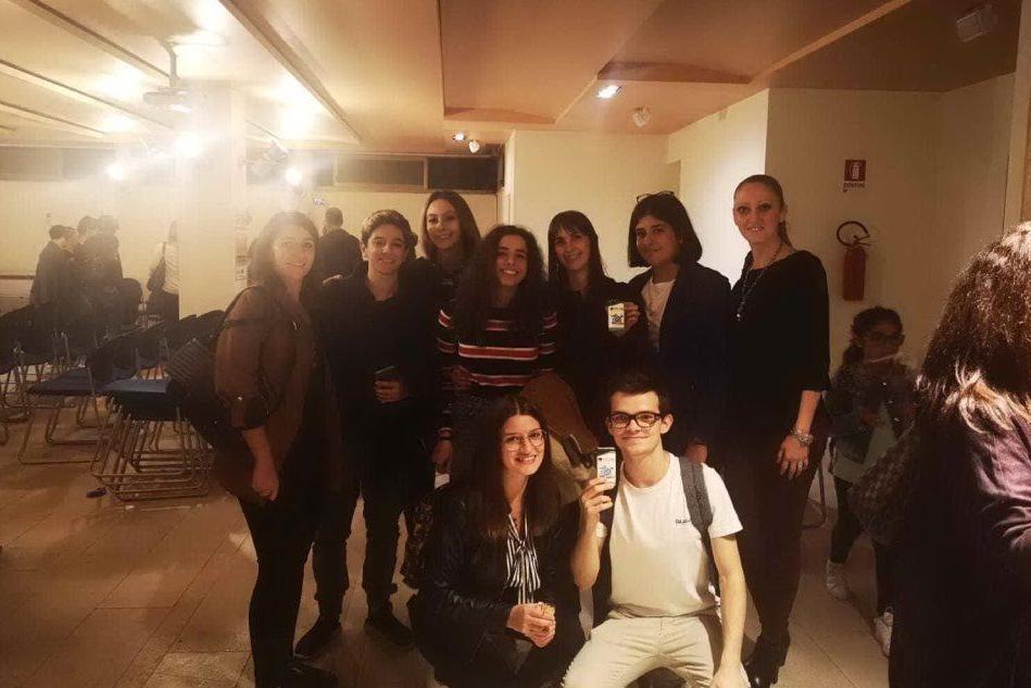 Macomer, gli studenti dell'Istituto Satta premiati a Roma e a Cagliari