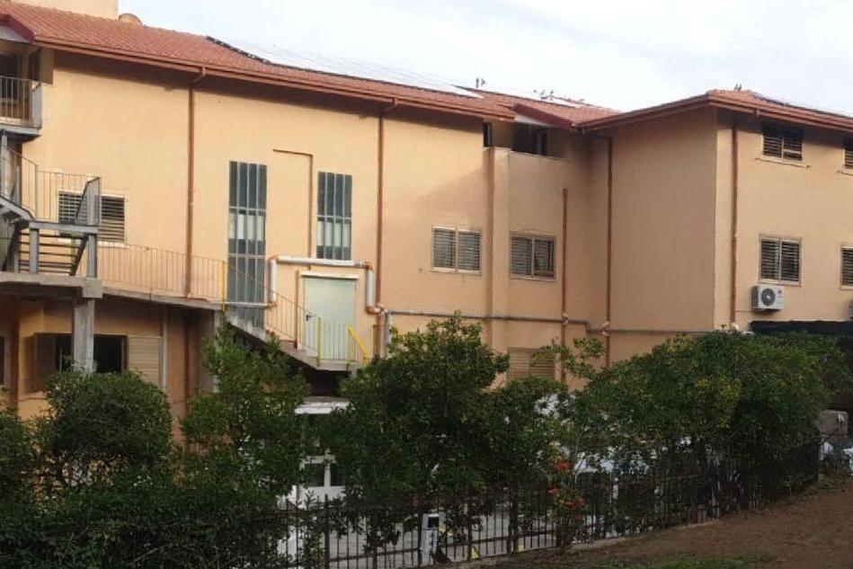 La casa di riposo Pro Juventute di Bono ( foto Tellini)