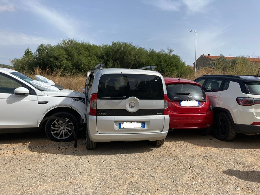 L'incidente (L'Unione Sarda - Murru)