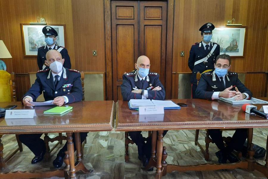 Palazzine per lo spaccio, maxi operazione a Cagliari con 14 arresti