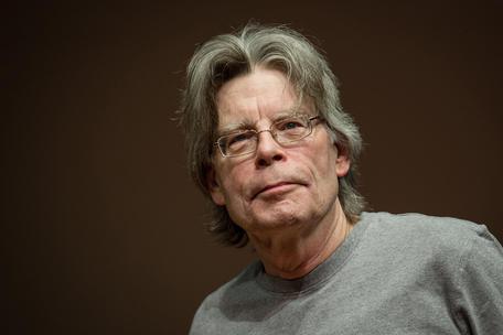 Stephen King (foto Ansa)