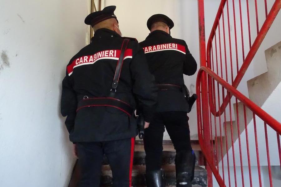 Furto e ricettazione, blitz dei carabinieri incasa di un 47enne a Cagliari