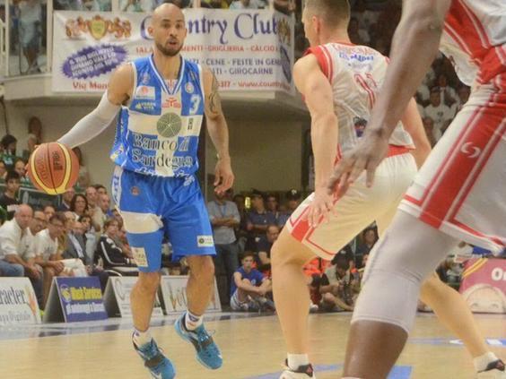 Dinamo: la guardia David Logan torna a Sassari