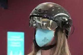 """Fiumicino sarà il primo scalo in Europa a usare lo """"smart helmet"""""""