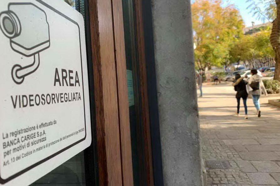 Cagliari sotto l'occhio di 70 telecamere