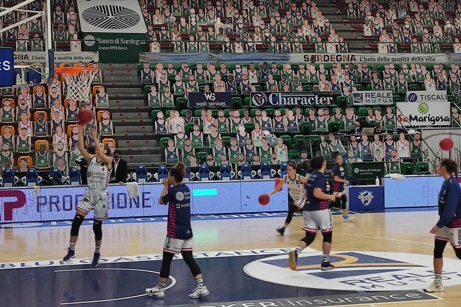 Netta sconfitta della Dinamo a Chio: finisce 82-41
