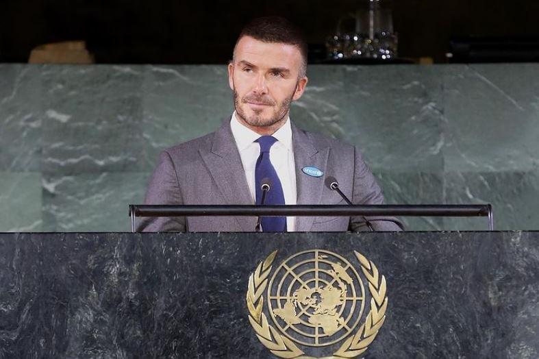 """Beckham ambasciatoredi Qatar 2022, l'attacco di Amnesty International: """"Si informi sulla situazione dei diritti umani"""""""