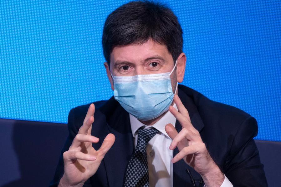 Il ministro della salute Roberto Speranza (Ansa - Percossi)
