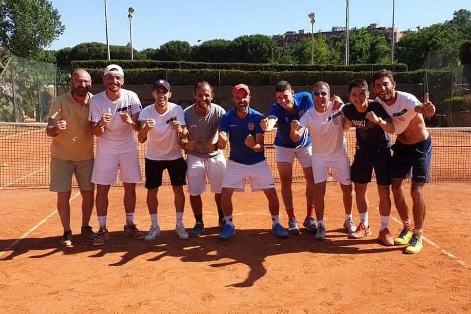 Tennis, la Torres ritorna in serie A2 maschile