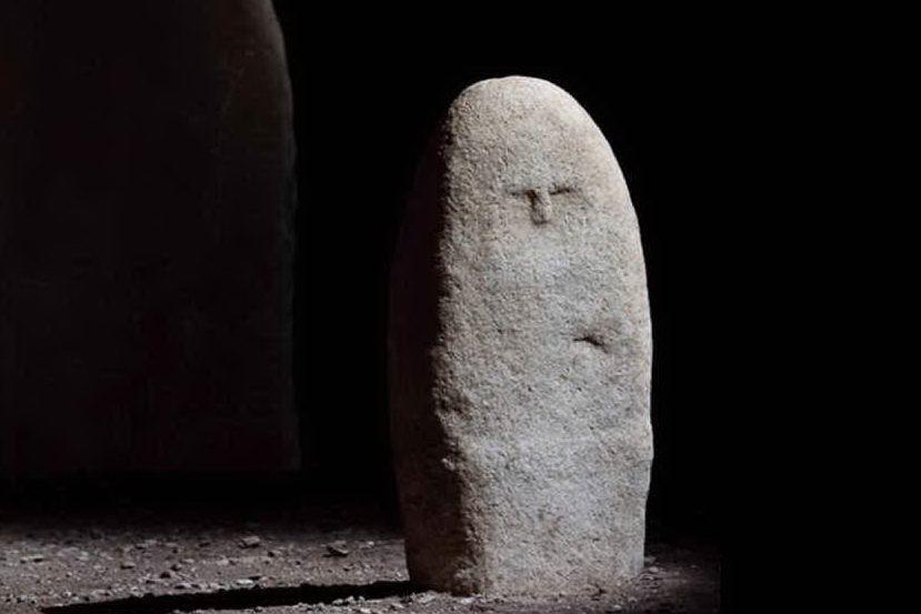 L'enigma delle statue-Menhir della Sardegna in una mostra a Matera
