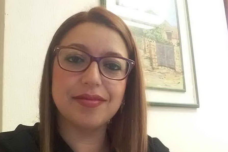 Debora Porrà, sindaco di Villamassargia (Archivio L'Unione Sarda)