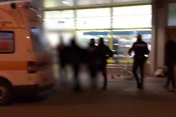 Villacidro, va su tutte le furie al supermercato: arrivano i carabinieri