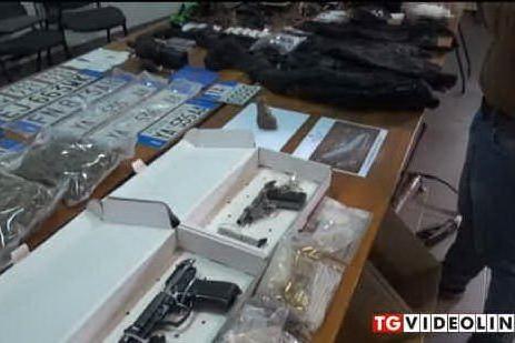Tentato sequestro di persona: scoperto il covo in via Maglias