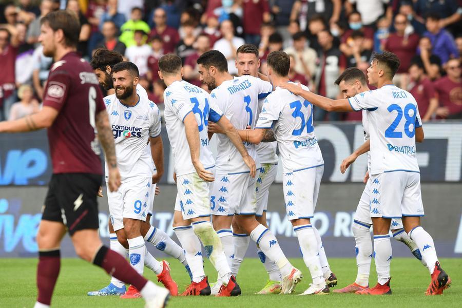 Serie A:ok Milan, Toro e Samp. L'Empoli sbanca Salerno