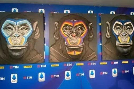 """""""Siamo tutti scimmie"""": la campagna della Lega di Serie A non piace"""