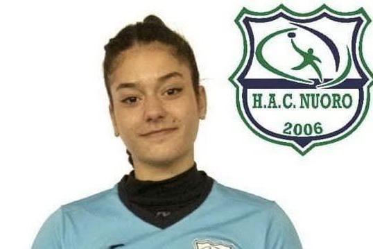 Pallamano, Martina Filindeu dell'Hac Nuoro convocata in nazionale U17