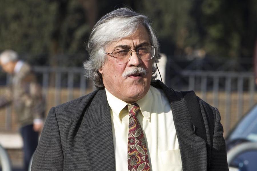 L'ex esponente di Potere Operaio Achille Lollo (Ansa - Percossi)