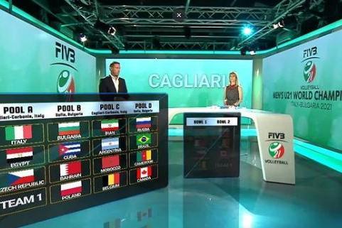 Volley, i mondiali under 21 a Cagliari e Carbonia