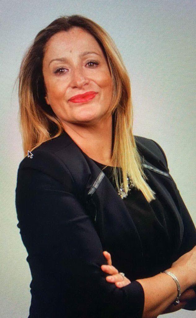 Alessandra Amic, 48 anni, lista Alternativa popolare (foto Busia)