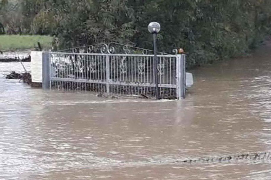 Alluvioni e mutamenti climatici, incontro a Muravera