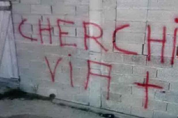 Torpè, dopo l'attentato incendiario scritte minacciose contro la vittima