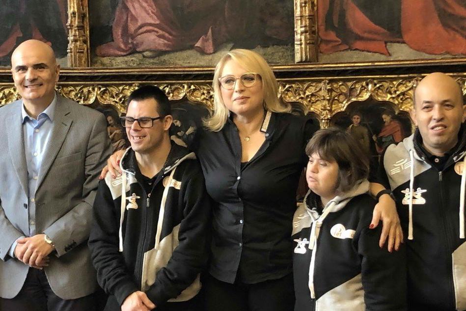Santa Gilla, il Luna Park è inclusivo: ragazzi disabili gratis sulle giostre