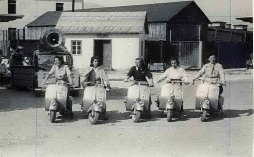 #AccaddeOggi: il 23 aprile del 1946 nasce la Vespa Piaggio