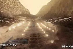 Ecco Nuwa, gli incredibili progetti della prima città su Marte